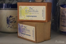 Handmade Organic Bar Soap by BC Essentials