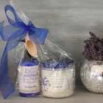 Sugar Scrub + Lotion Gift Package by BC Essentials