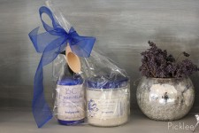Sugar Scrub + Lotion Gift Package by BC Essentials
