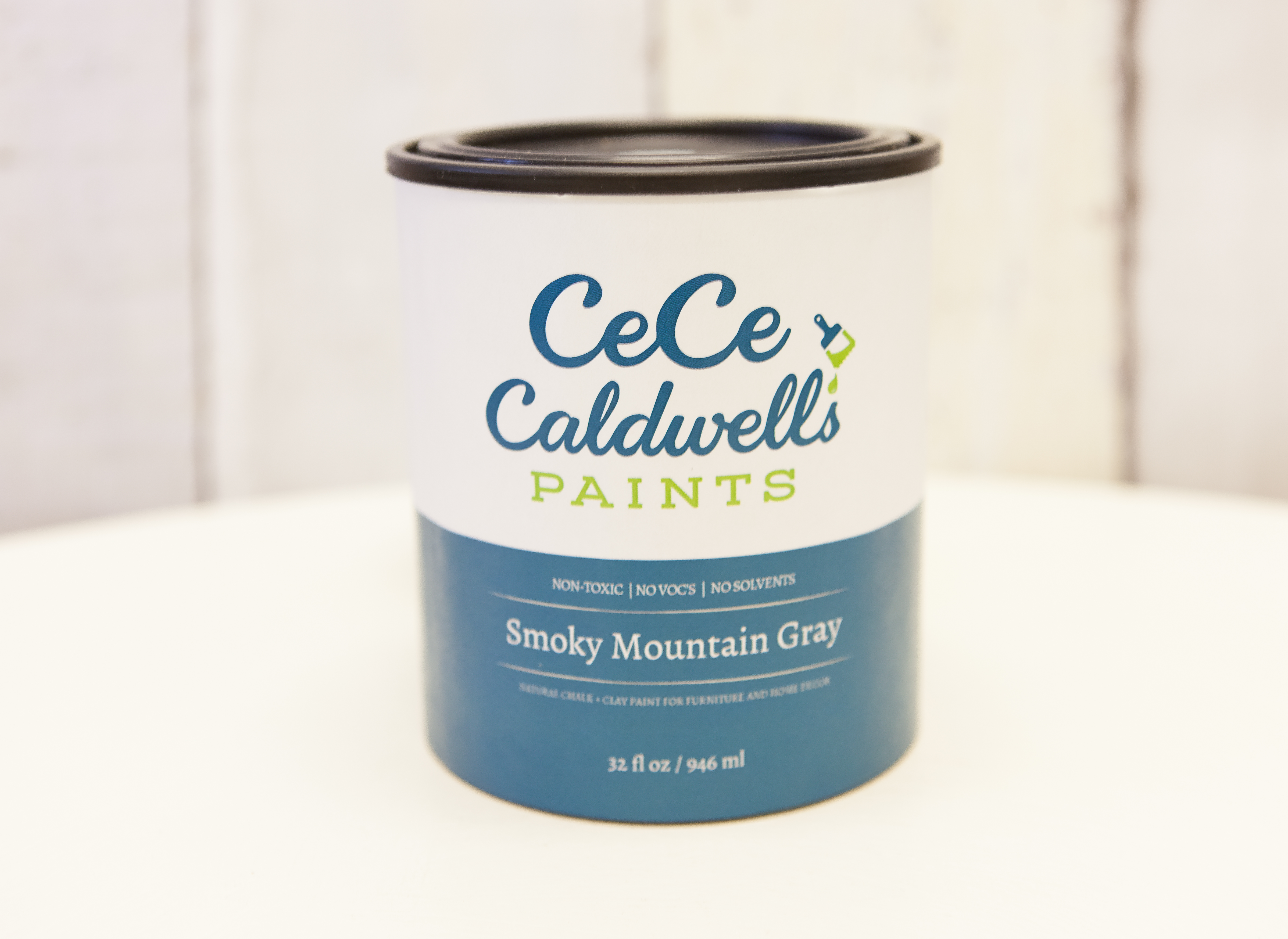 Quot Smoky Mountain Quot Cece Caldwell S Chalk Clay Paint