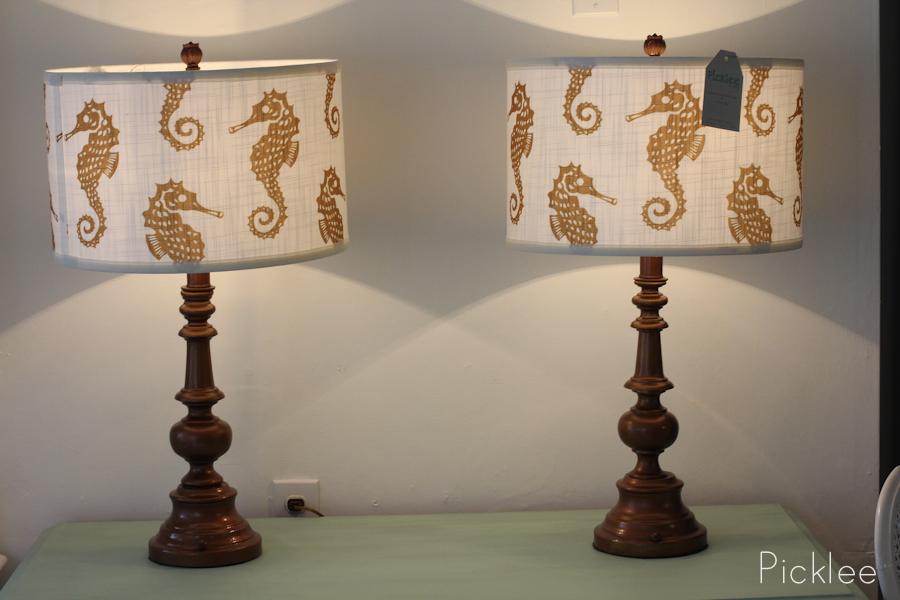 animal marketplace white cabana index seahorse lamps lamp