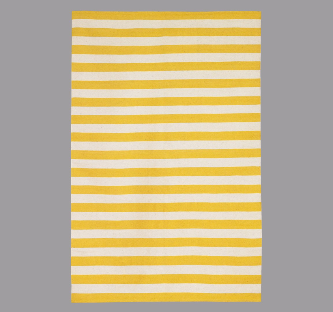 stripe citrine cream rug 5x8 by dwell studio picklee on spring