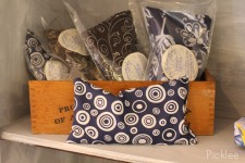 Flax + Lavender Healing Eye Pillow by BC Essentials