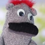 Meet Ticknamo, The Original Picklee Handmade Sock Monkey
