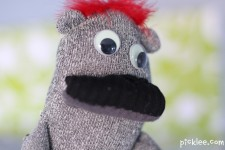 Meet Ticknamo, The Original Picklee Handmade Sock Monkey