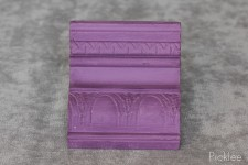 """New Orleans Purple"" CeCe Caldwell's Chalk + Clay Paint"
