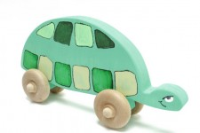 Turtle Push Toy for Baby or Toddler