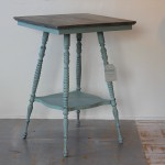 Beach Cottage Spool Leg Table