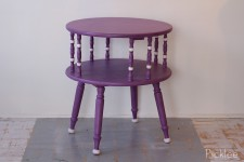 Purple Yurple Play Table