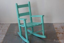 Kid's Cottage Rocking Chair