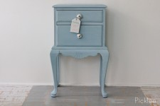 Queen Anne Mini Chest of Drawers