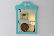 Key West Cottage Mirror