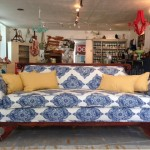 Antique Duncan Phyfe Mahogany Settee/Sofa