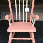 Strawberry Shortcake Rocking Chair
