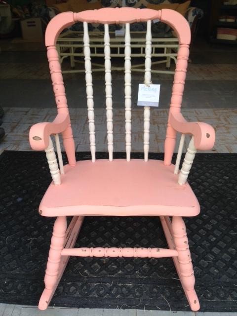 Strawberry Shortcake Rocking Chair - Picklee on spring