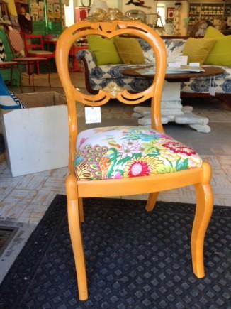 orange chair#3