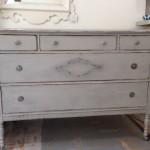 Silverhill Fog Vintage Dresser