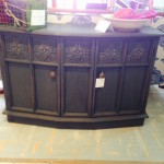 Seafarer serving Cabinet