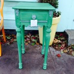Beacon Hill Antique Accent Table