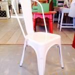 Metal Workshop Chair