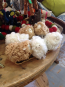 Handmade Wool Sheep Ornament
