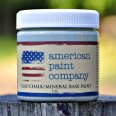 """""""Liberty"""" American Paint Co's Chalk, Clay, + Mineral Paint"""
