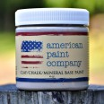 """Rushmore"" American Paint Co's Chalk, Clay, + Mineral Paint"