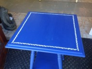 blue side table#2