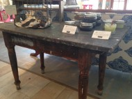rustic table#2