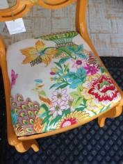 orange chair#1