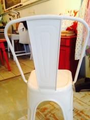 metal chair#3