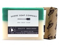 shore soap co-handmade-salty mariner