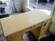 yellow dresser#1